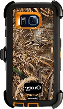 Otterbox - Defender Series Case For Samsung Galaxy S6 Cell