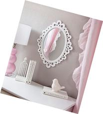 Oval Wall Mirror - Highly Decorative Wall Accessories - Use