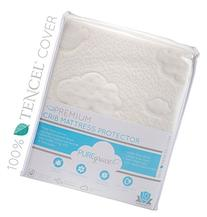PUREgrace Crib Mattress Protector  made with All Natural