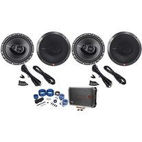 "Package:  Pairs of Rockford Fosgate R165X3 6.5"" 3-Way Full"