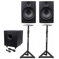 "Package:  Presonus Eris E8 8"" High-Definition 2-Way Active"