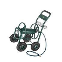 Palm Springs Garden Heavy Duty Water Hose Reel Cart