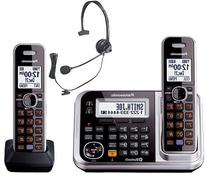 Panasonic KX-TG7872S Link2Cell Bluetooth Enabled Phone with