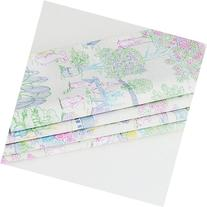 Pastel Toile Spring & Easter Napkins / Set of 6 / ME2Designs