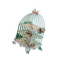 Talking Tables Bake Off Birdcage Cakestand for a Tea Party,