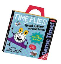 Peaceable Kingdom Game Time! Time Flies Write and Wipe