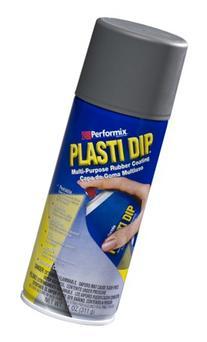 Performix 11221 Plasti Dip Gun Metal Multi-Purpose Rubber