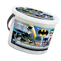 Perler 80-42928 Batman Fused Bead Bucket Kit, Multicolor