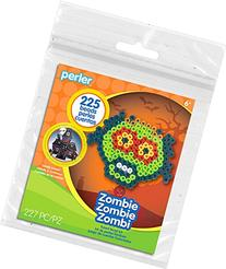 Perler Beads Ugly Zombie Activity Kit with Pegboard , 80-