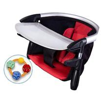 Phil Teds Lobster Highchair with Click Clack Balls Teether