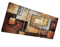 Phoenix Decor-Abstract Canvas Wall Art Paintings on Canvas