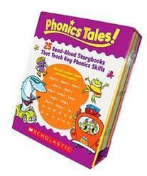 Phonics Tales: 25 Read-Aloud Storybooks That Teach Key
