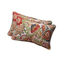 Pillow Perfect Decorative Multicolored Modern Floral