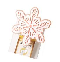 Pink Snowflake Scent-Plug Air Freshener Base - Yankee Candle