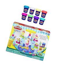 Play-Doh Sweet Shoppe Swirl and Scoop Ice Cream Playset +