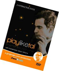 Play Like Tal - Interactive Chess DVD