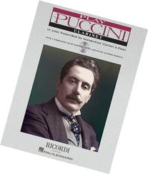 Play Puccini: 10 Arias Transcribed for Clarinet & Piano