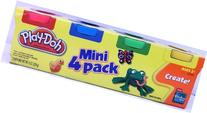 Play-doh Mini/Travel 4 Pack