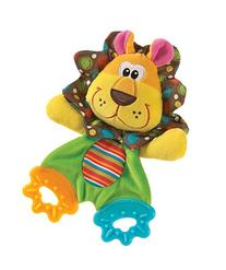 Playgro Roary the Lion Teething Blankie for Baby