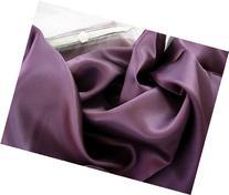 Plum Luxury 100% Silk Pillowcase Hair & Facial Beauty Queen