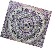 Plush Decor - Glorious Unique Shade Purple-pink Large Queen