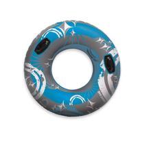 """Poolmaster  01501 50"""" Hurricane Sport Tube - Blue"""