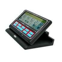 Portable Video Poker Touch-Screen 7 in 1 - Black and White