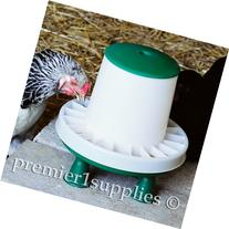Premier Ascot Poultry Feeder w/Grill - 6 lb
