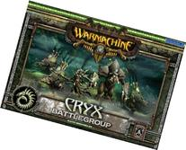 Privateer Press Warmachine - Cryx Battlegroup Model Kit