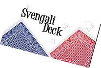 Pro Brand Bridge Size Svengali Deck - Easy Magic Card Tricks