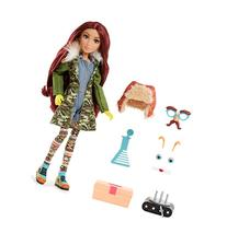 Project Mc2 Experiment with Doll - Camryn's Wind-Up Robot