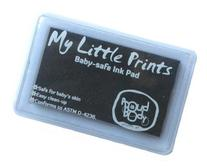 Proudbody My Little Prints Baby-Safe Ink Pad, Black