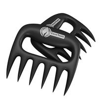 Pulled Pork Shredder Claws - STRONGEST BBQ MEAT FORKS -