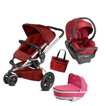 Quinny - Buzz Xtra MAX Travel System with Bassinet and Bag