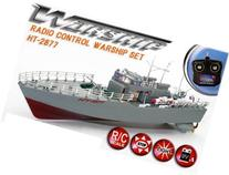 RC Missile Warship Radio Remote Control HT-2877 RTR Ship
