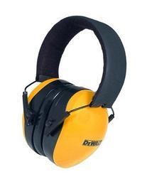 Radians DPG62-C Interceptor Noise Reducing Earmuff, 29db -