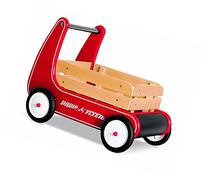 Radio Flyer Classic Walker Wagon with Removable Wooden Sides