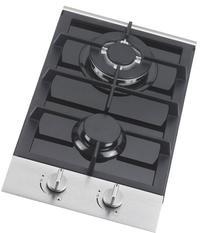 Ramblewood high efficiency 2 burner gas cooktop, GC2-48N