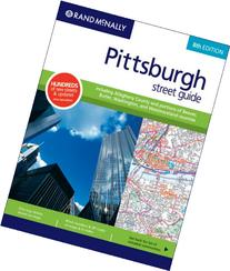 Rand Mcnally Pittsburgh/Allegheny County, Pennsylvania