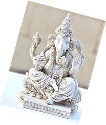 Rare Lord Ganesh Ganesha Beautiful Statues Hindu Good Luck