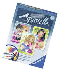 Ravensburger Aquarelle Models - Arts & Crafts Kit