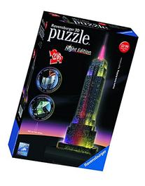 Ravensburger Empire State Building - Night Edition - 3D