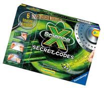 Ravensburger Science X Secret Codes Activity Kit