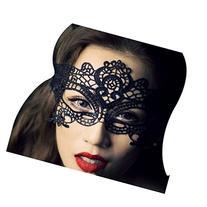 Rbenxia Women Girl Sexy Lace Eyemask Eye Mask for Halloween