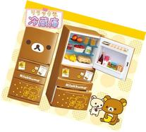 Re-Ment Rilakkuma Refrigerator Miniature Set