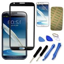 Replace Screen Outer Glass Lens for Samsung Galaxy Note 2