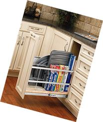 Rev-A-Shelf - 447-BC-8C - 8 in. Pull-Out Wood Base Cabinet