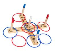 Ring Toss with Carry Bag - Great for Tailgates and the