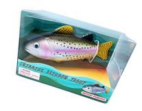 Rittle Rainbow Trout, Realistic Swimming Fish Water Pool &