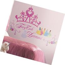 Roommates Rmk1580Gm Disney Princess Crown Peel & Stick Giant